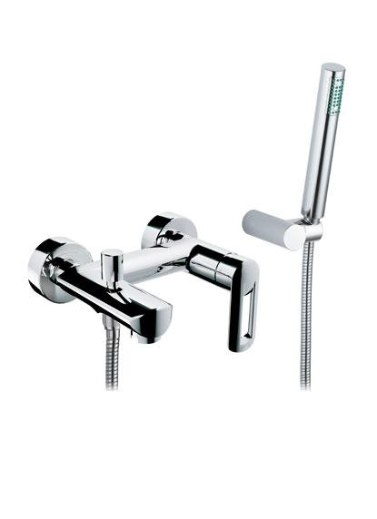 Eurorama single lever wash basin mixer 133310 - elbow45.com