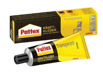 pattex transparent 50gm