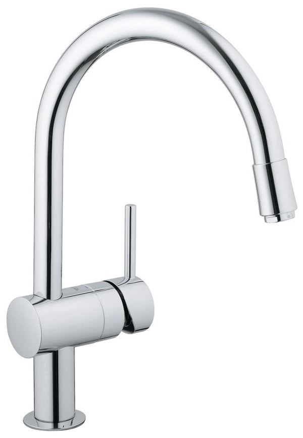 Minta Single-lever sink mixer 32918000 - elbow45.com