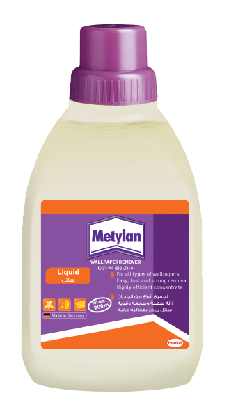 metylan wallpaper remover 500ml