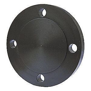 black steel blind flange