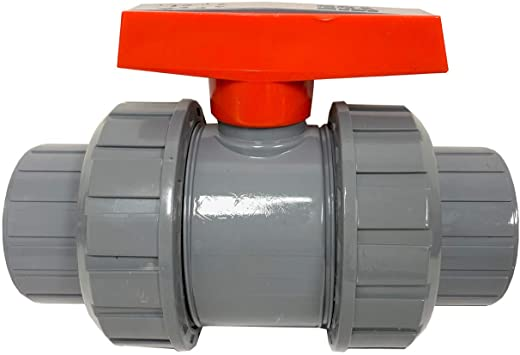 double union ball valve cpvc - elbow45.com