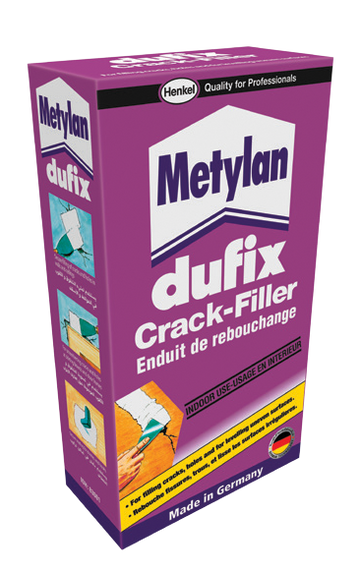 metylan dufix crack filler 1.5kg