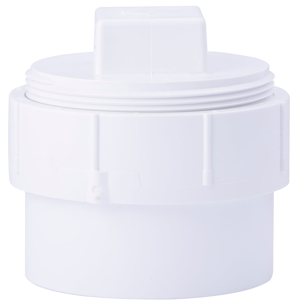 cleanout adapter dwv pvc
