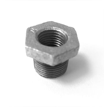 galvanized bushing reducer