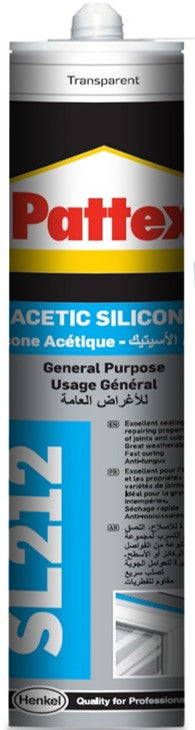 pattex® silicon gp 280ml