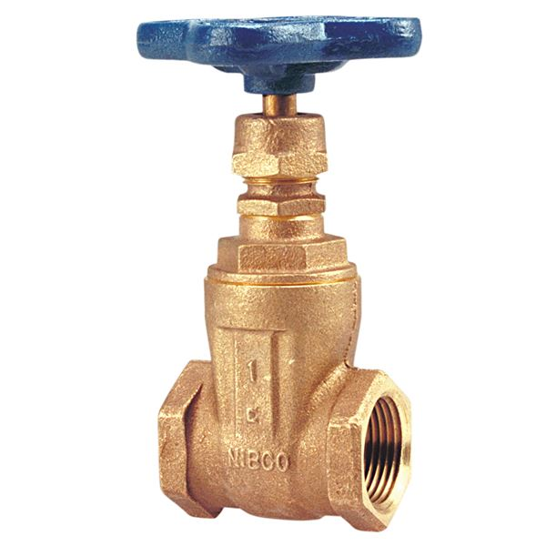 bronze gate valve T-113 - elbow45.com
