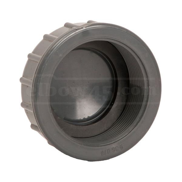 threaded cap upvc sch80 - elbow45.com