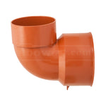 wc connector orange - elbow45.com