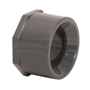 short reducer pvc sch80