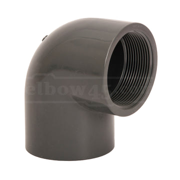 female threded elbow sch80