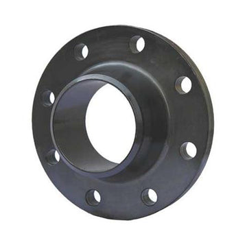 Black Steel neck flange