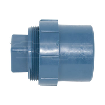 ppfr cleanout adapter with plug