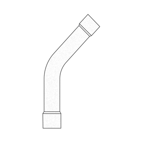 SAPPCO™ Long Bend 45° Class3 - elbow45.com
