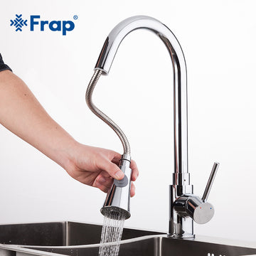 Frap Kitchen Sink Mixer F6052