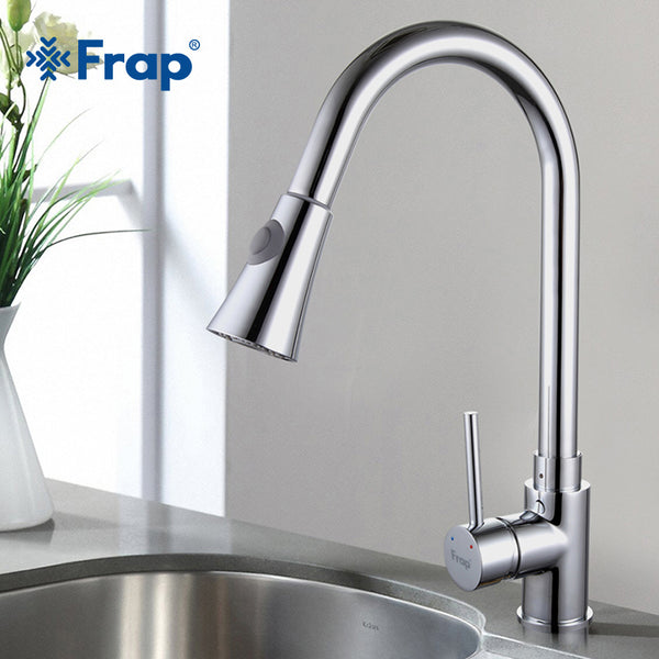 Frap Kitchen Sink Mixer F6052 - elbow45.com