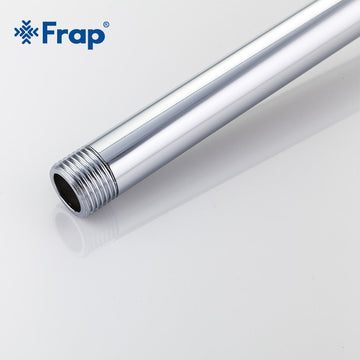 Frap chrome shower arm Y81016