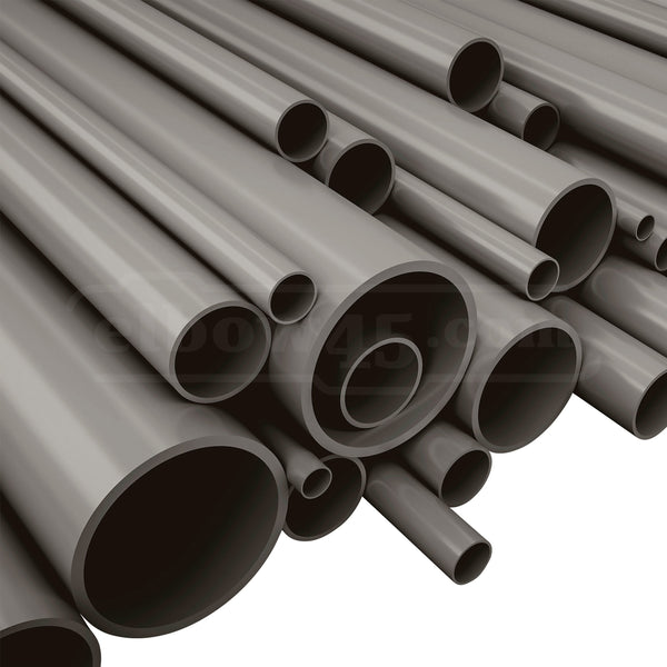 AGM PVC Pipe SCH80 - elbow45.com