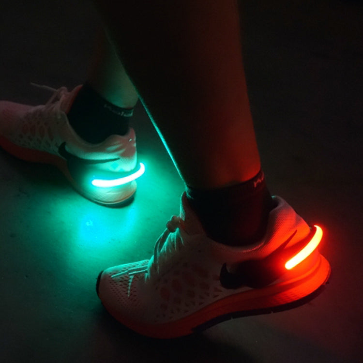 Outdoor LED Shoe Clips