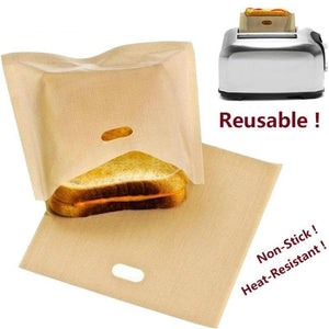 Easy Toaster Bag (5pcs)