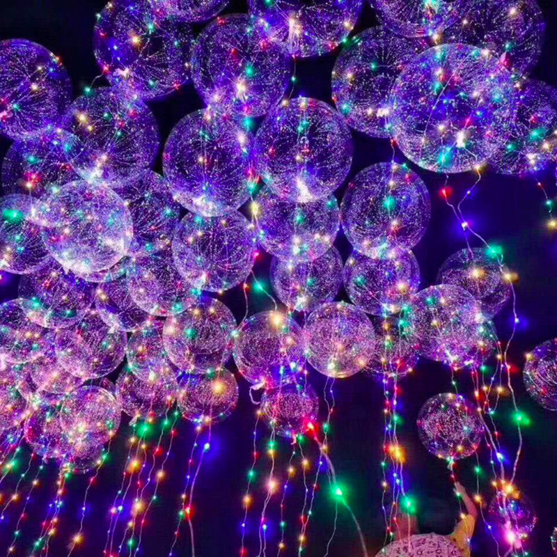 Colorful LED Balloons