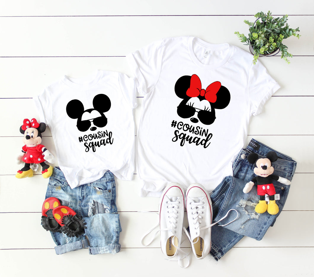 Cousin Squad | Disney T-Shirt