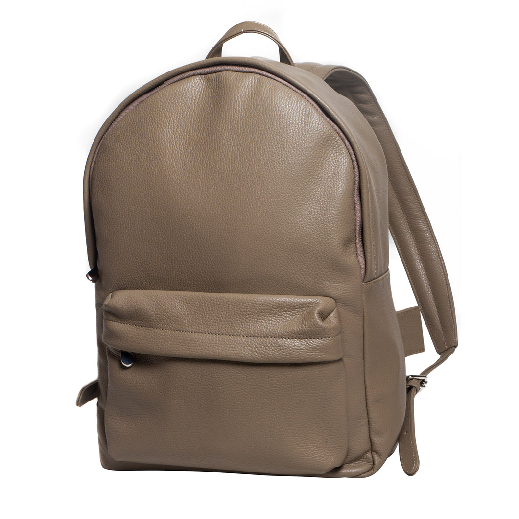 Taupe Backpack