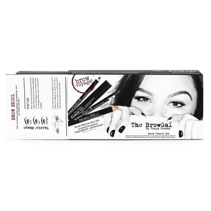 Brow Travel Sets