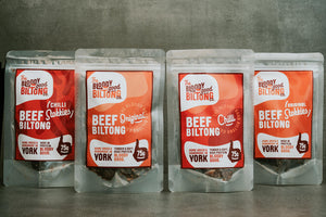 Bloody Good Biltong - Stockies Chilli 75G