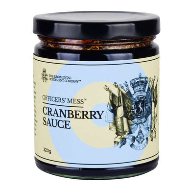 Condiment - Officer's Mess - Cranberry Sauce