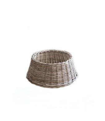 Rattan Tree Skirt Small *LOCAL DELIVERY ONLY