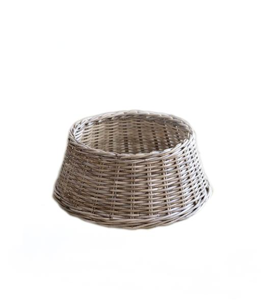 Rattan Tree Skirt Large *LOCAL DELIVERY ONLY