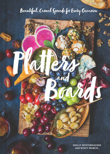 Book -  Platters And Boards