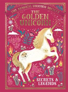 Book - Magical Unicorn Society: Golden Unicorn
