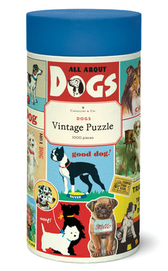 Puzzle - Dogs 1000PCE