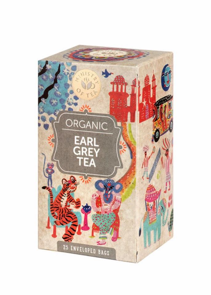 MOT Organic Earl Grey Tea