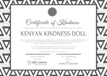 Kenyan Kindness Doll - Miss Jessie