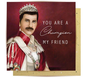 Card - You Are A Champion