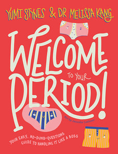 Book - Welcome To Your Period