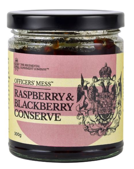 Conserve - Officer's Mess - Raspberry & Blackberry
