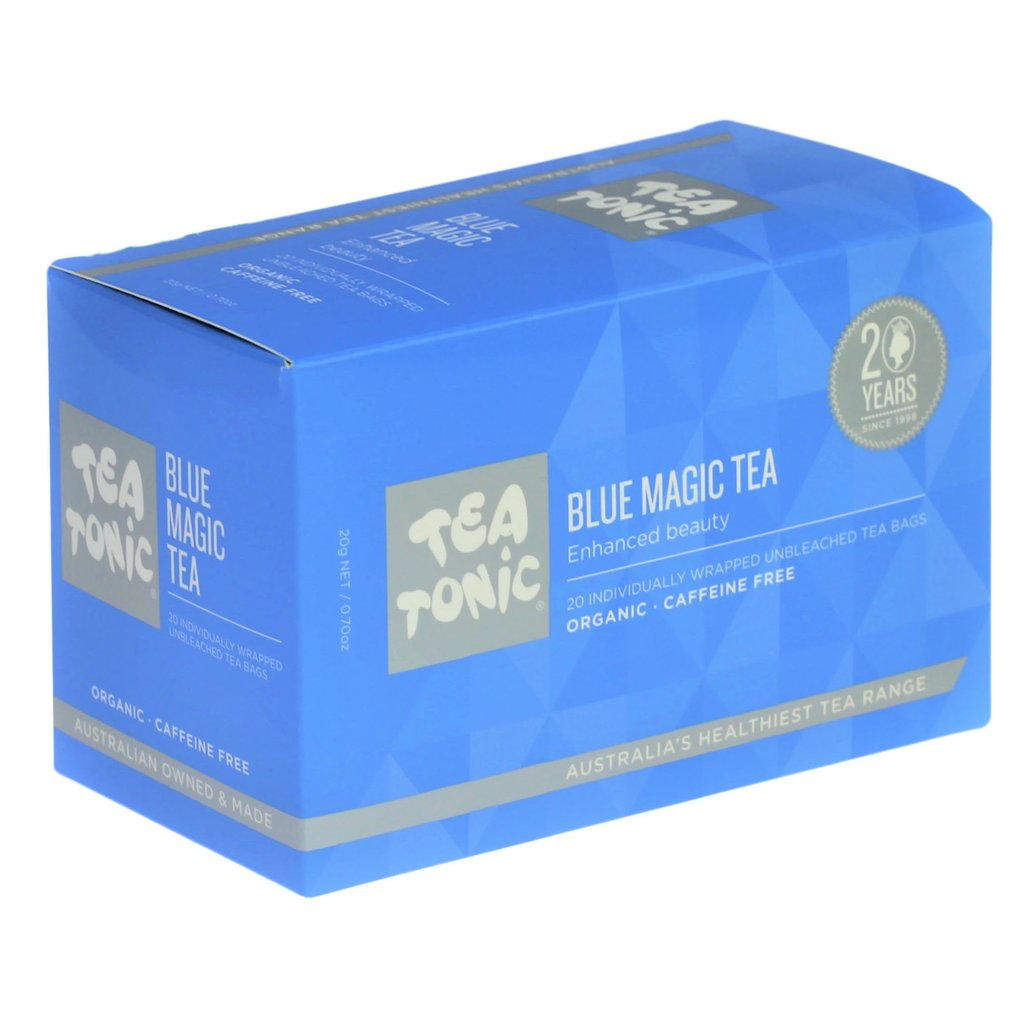TeaTonic Blue Magic Tea Teabags
