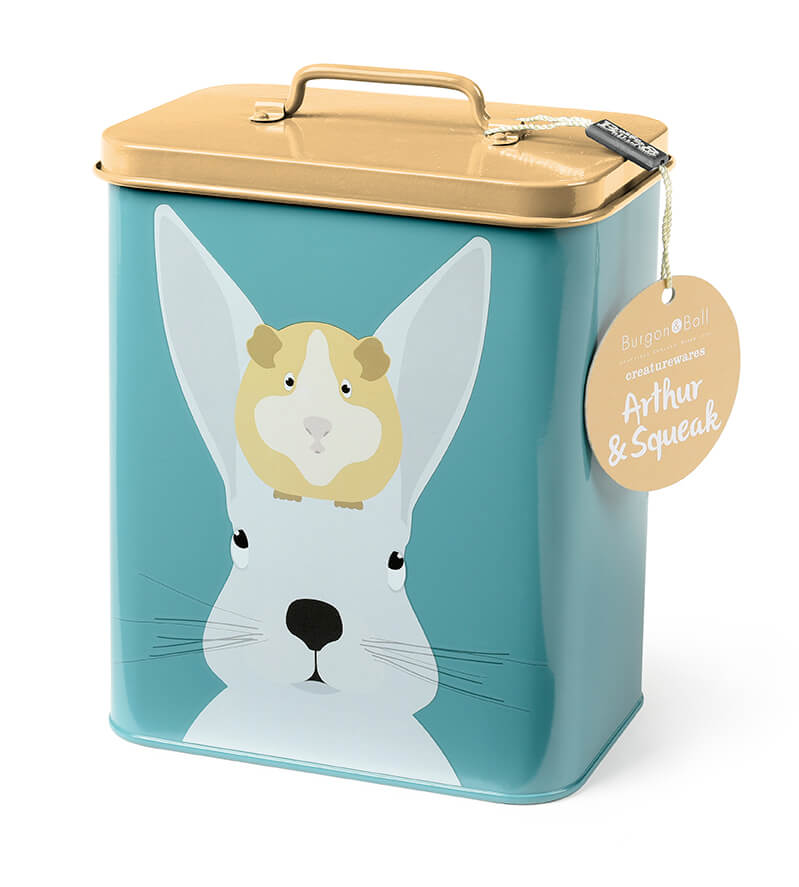 Storage Tin - Rabbit