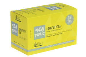 TeaTonic Longevity Tea Teabags