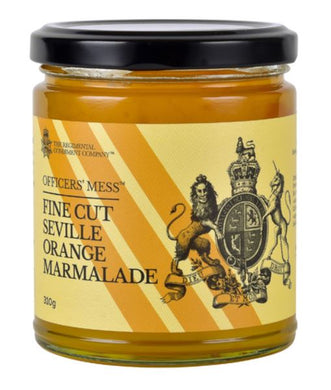 Conserve - Officer's Mess - Fine Cut Seville Orange Marmalade