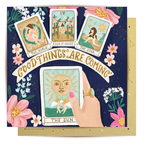 Card - Good Things Are Coming