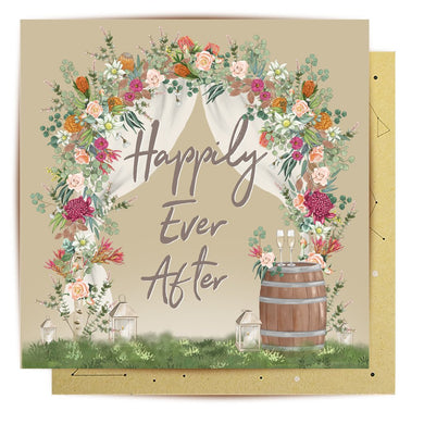 Card - Happily Ever After