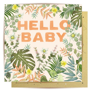 Card - Hello Baby