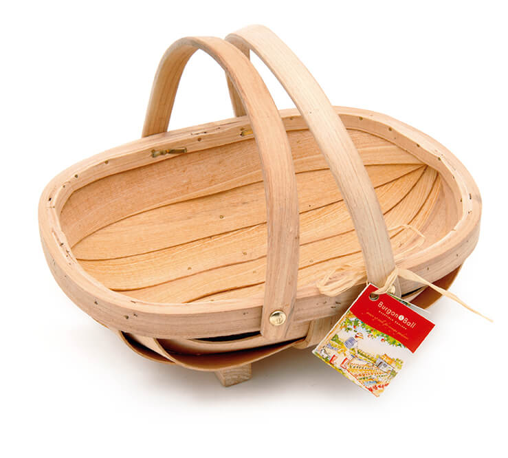 Traditional Wooden Trug Small