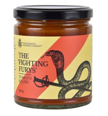 Condiment - The 'Fighting Fury's' - Tomato Relish