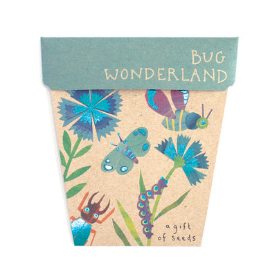 Seed Pack - Bug Wonderland